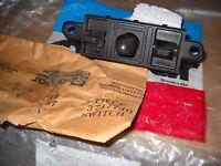 NOS MOPAR 1976-1980 ELECTRIC SEAT SWITCH BUCKET 60/40 SEATS 3747740/3746966