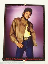 MICHAEL JACKSON - 1983 Original poster - NEW