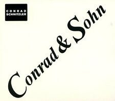 CONRAD SCHNITZLER - CONRAD & SOHN  CD NEU
