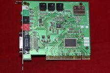 PCI Sound Card, Creative Sound Blaster CT5803. (4001049801 Rev. A)