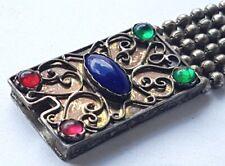 Württemberg um 1850 - 1900 Al1512 Folk Art Tracht- Jewellery Collar Baden –