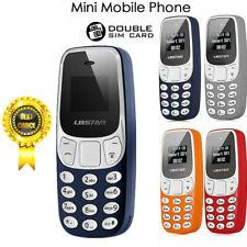 L 8 STAR BM10 карман крошечный мини мобильный сотовый телефон клавиатура Gsm Dual Sim Bluetooth