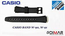 CASIO  CORREA/BAND  W-90, W-91