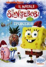 FILM dvd cartone animato SPONGEBOB - IL NATALE DI SPONGEBOB sigillato
