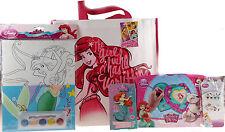 Disney Ariel Mermaid 5 Piece Toys And Gift Set In Shopper Bag