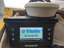 Trimble Monitor Receiver Ez Guide 250 Dgps Antena Ag15 Pn 92100 00 2020
