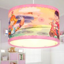 Deckenlampe Kinderzimmer rund Ø35 cm bruchsicherer Kunststoff Lampe Jungenzimmer