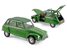 Citroen Dyane 6 1975 Tuileries Green 1/18 181621 Norev