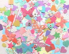 250 x MIXED SHAPES CARD BUMPER BUNDLE CARD MAKING CRAFT EMBELLISHMENTS