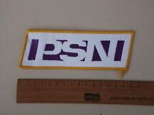 PSN Sew On Patch - Brand New