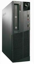 PC de bureau Lenovo pour 8 Go maximale de la ram