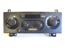 "Jeep Grand Cherokee A/C & Heater Control Panel ""WJ"" 99-04 & CRD"