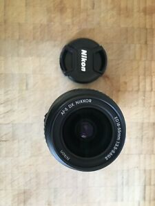 Nikkor Zoom Lens 18/55 AFS DX