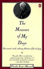 NEW The Measure of My Days by Florida Scott-Maxwell Paperback Book (English)