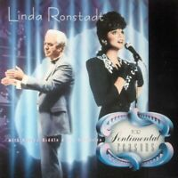 Linda Ronstadt with Nelson Riddle-For Sentimental Reasons 12'' Vinyl LP 1986