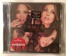 Tamia 'Love Life' Exclusive Limited Edition Bonus Tracks CD - Brand New - Rare!