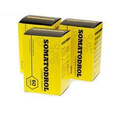3 x Somatodrol - 180 Kapseln  ,  Orginal 100% NEV   probolan 50