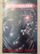 CY-GOR  #1 (1999) IMAGE COMICS
