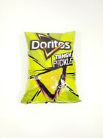 Doritos Tangy Pickle Limited Edition Full Size 9 3/4 Oz Bag