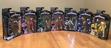 Mighty Morphing Power Rangers Legacy Complete Figure Set