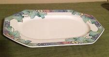 "Villeroy & Boch Pasadena Large 16"" Oval Serving Platter"