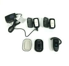 Lot of 4 Bluetooth Headset - Motorola H350 & H680 , 2 Samsung Wep 200 , Charger