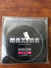 MAXIMA Guitar Strings Chrome Roundwound German Extra Light