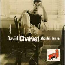 David Charvet - Should I leave (cd Single)
