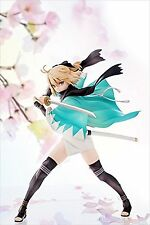 Aquamarine Fate/Grand Order Sakura Saber Souji Okita 1/7 Scale Figure Japan