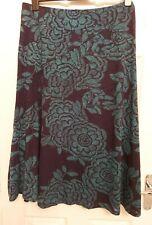 Per Una Ladies Skirt Size 20 Floral