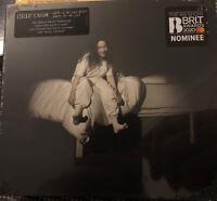 Billie Eilish - When We All Fall Asleep Where Do We New Sealed Digipak Free Po