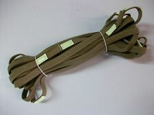 NEW LOT OF 20 G.I. HELMET COYOTE BROWN CAT EYE BAND WITH LUMINOUS TAPE