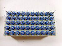 Box Of 50 DEC 0.0520 Carbide PC Circuit Board Drill Bits Tapco Size #55