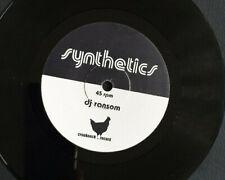 "MNEMONIC ASCENT / LAZY GREY KOOLISM BBQ FUNK 7"" Single Vinyl RARE OZ HIP HOP"