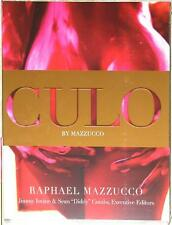 CULO by RALPH MAZZUCCO ~ SUPERB PHOTOGRAPHY ~ VERY ARTSY ~ A MUST SEE ~ XL HC