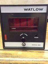 WATLOW 808 TEMP CONTROLLER w/ 15A Triac 808C-0609-0000 RANGE 0 to 850 C