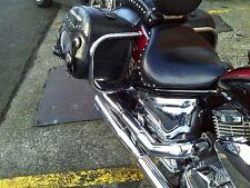 Yamaha Dragstar, Vstar XVS 1100 Custom & A Classic Highway Rear Crash Bars