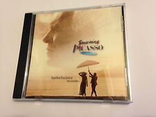SURVIVING PICASSO (Richard Robbins) OOP 1996 Epic Score Soundtrack OST CD EX