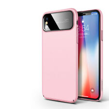 Joyroom Shockproof Mirror Tempered Glass Slim Case Cover for iPhone X 8 Plus