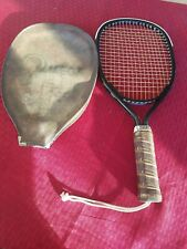 Omega Vintage Raquetball Raquet good condition