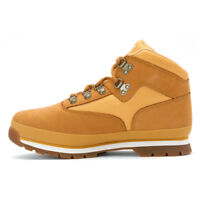 Timberland Euro Hiker Grade School Wheat Size 4 Youth Free Shipping