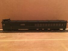 HO Bachmann Spectrum Green Unlettered EMC Gas Electric Doodlebug DC/DCC Equipped