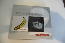 THE VELVET UNDERGROUND COFFRET 2CD LA BANANE. ANDY WARHOL. CANDY SAYS....