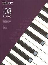 Trinity College Piano Pieces & Exercises 2018-20 Grade 8 Book + CD (NEW)