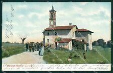 Pavia Godiasco Salice Terme cartolina QT0227
