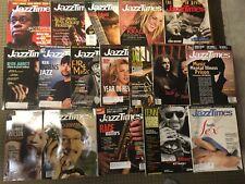 JazzTimes Magazine x 16 Sonny Rollins Keith Jarrett Wynton Marsalis Diana Krall