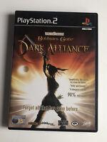Baldur's Gate Dark Alliance 2 PS2 PlayStation 2 Game