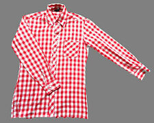 Rockabilly 1980s Vintage Casual Shirts & Tops for Men