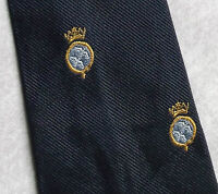 Vintage REGIMENTAL Tie Mens Necktie Club Association SHIP