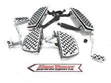 2005 Harley-davidson Electra Glide Front Mid Controls Foot Rest Pegs GENUINE